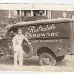 (Courtesy Photo) Former Roslindale Hardware co-owner Al Berit.