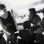 (Courtesy Photo) Laura Foner conducts a class at the Gould Freedom School during her time with the Student Nonviolent Coordinating Committee in the mid-1960s.