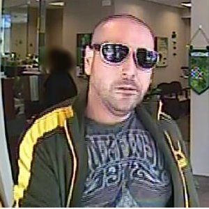 FBI seeks bank robber
