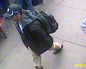 Suspect 1. (Courtesy FBI)