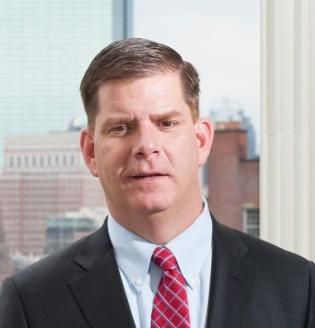 Marty Walsh. (Courtesy Photo)
