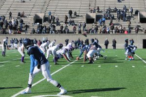 Holidays in JP: Thanksgiving Day Football